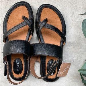 BOC Leather Sandal